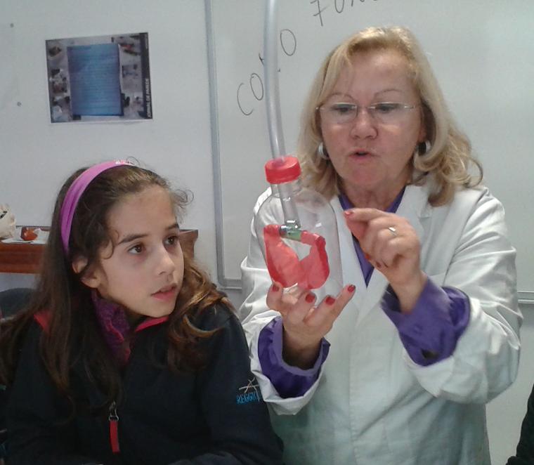 Cientistas desde o primeiro ano!