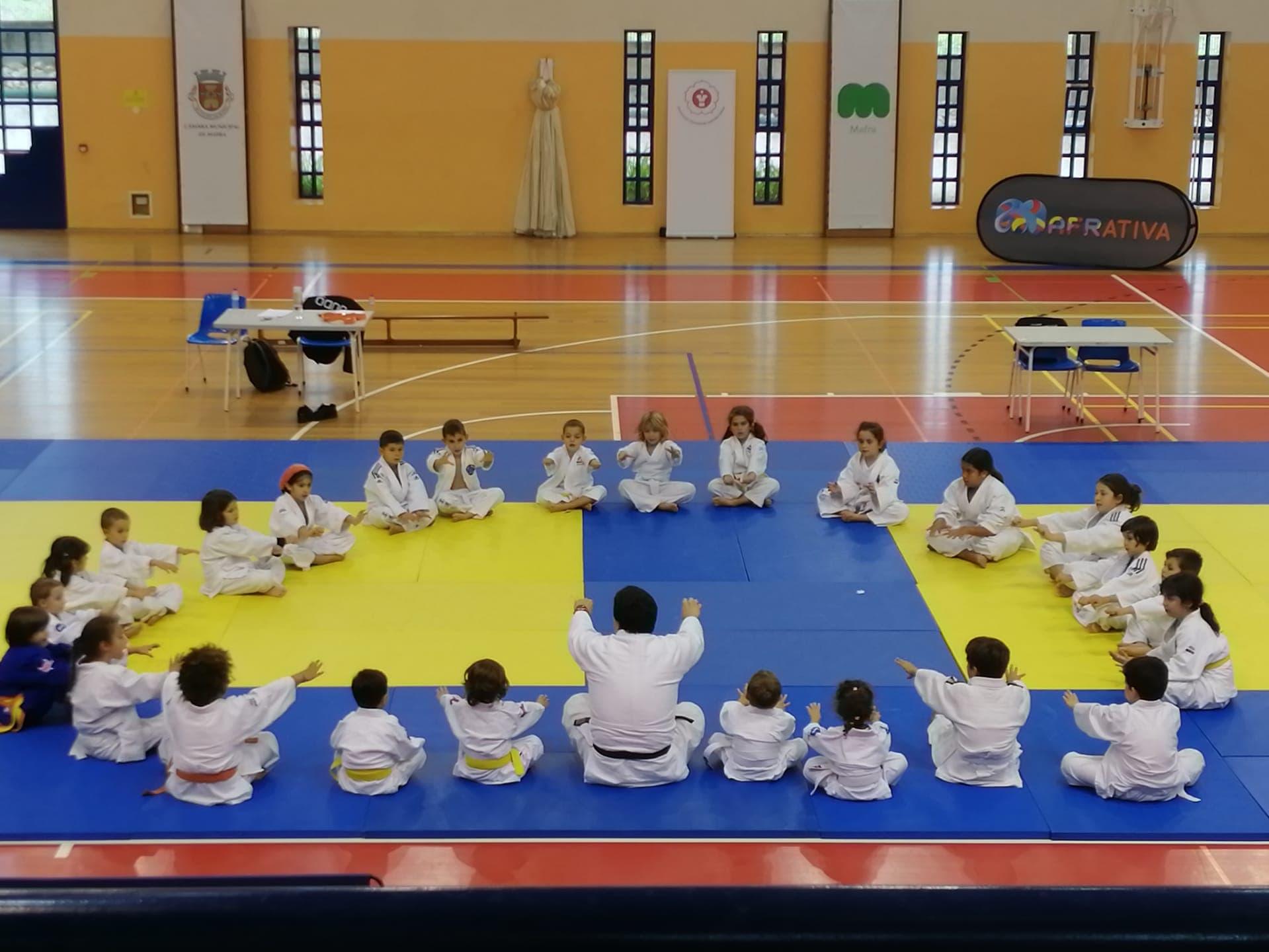 Judo – Início do ano com muita atividade