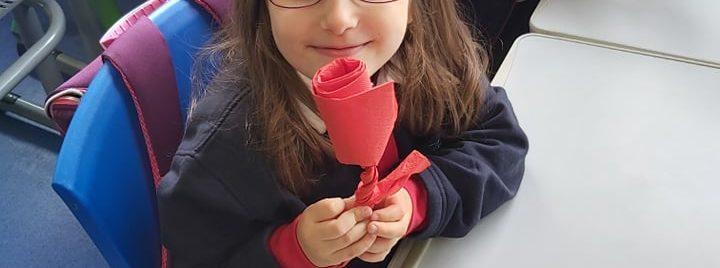 Uma flor especial
